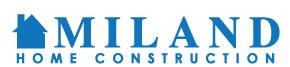 Miland Home Construction Logo