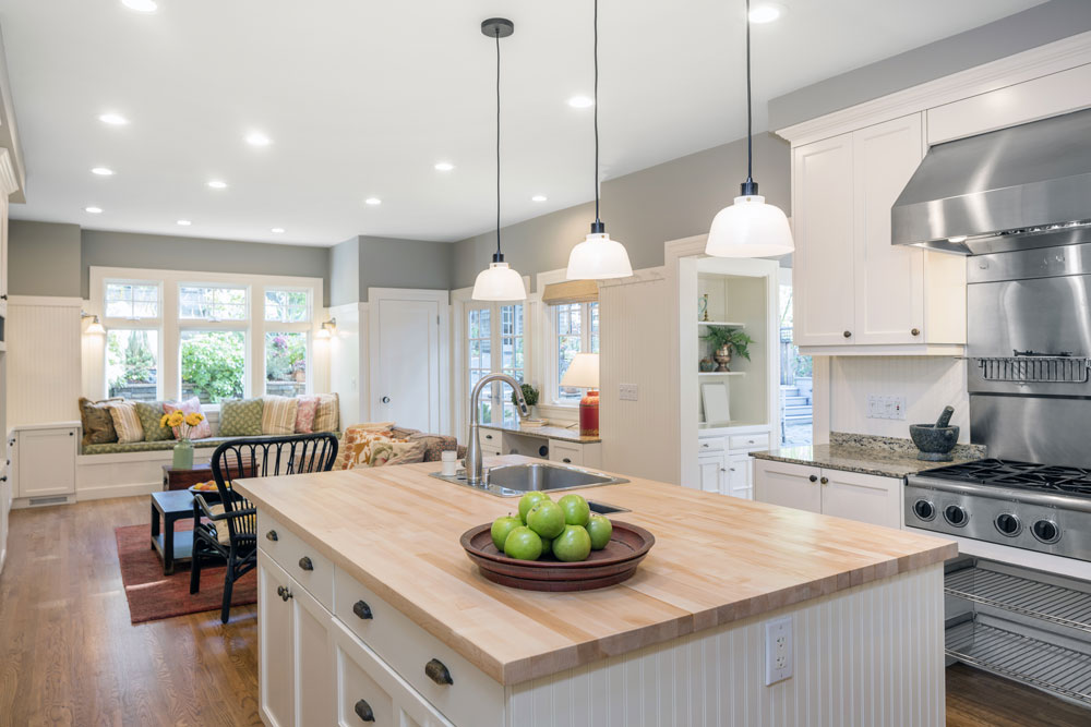 Miland Home Construction Kitchen Remodel