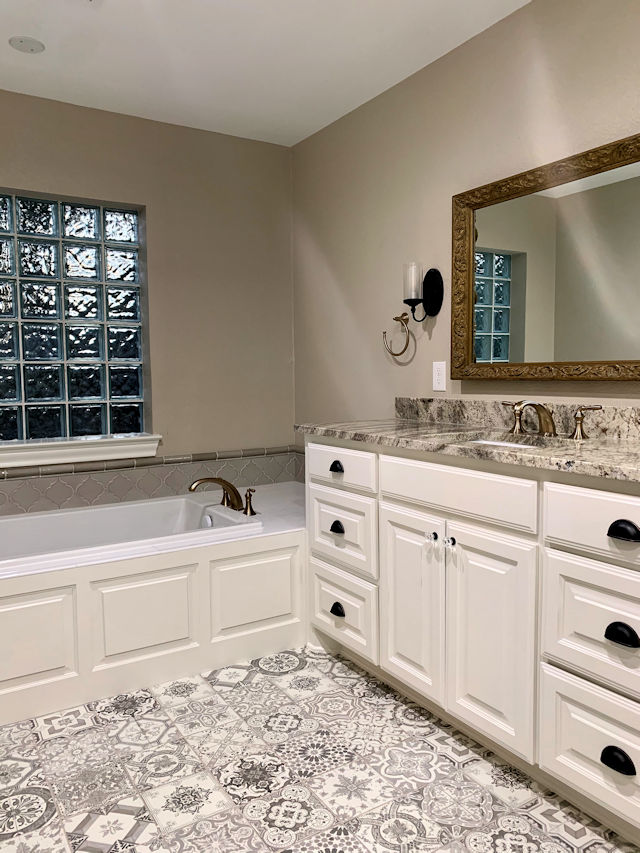 Custom Bathroom Design Dallas