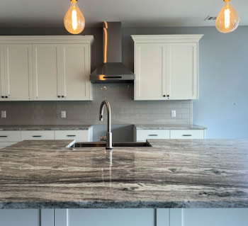 Counter tops in Fort Worth